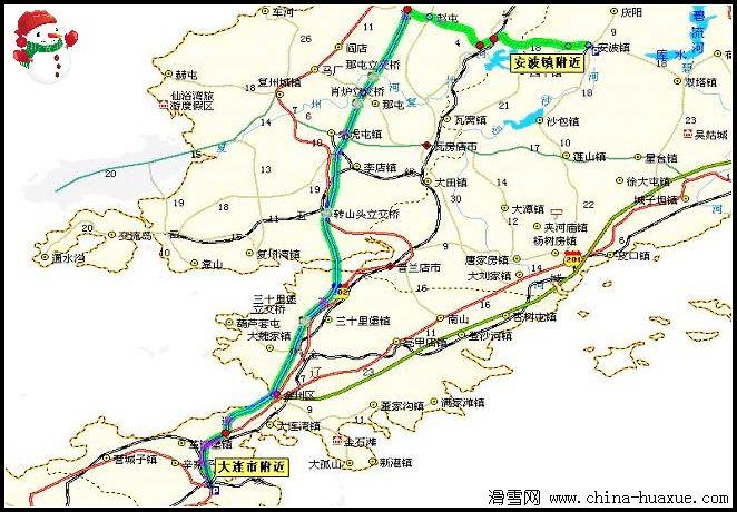 安波场地图
